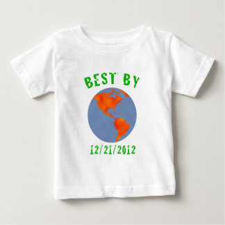 Earth: Best by 2012 Shirt