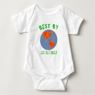 Earth: Best by 2012 T Shirt