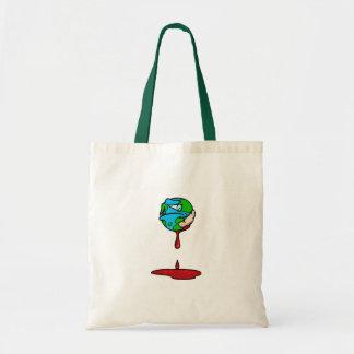 Earth (Bleeding) Bags