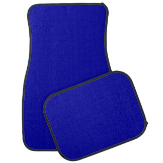 Earth Blue Car Floor Mats - Set of 4 Car Mat