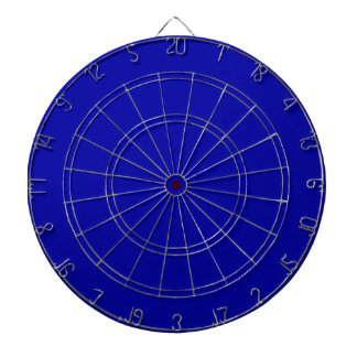 Earth Blue Dart Board with Darts