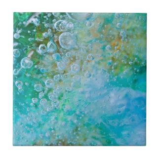 Earth Bubble Ceramic Tile