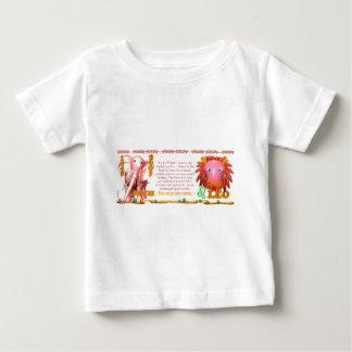 Earth bull 1949 2009 chinese zodiac infant t-shirt