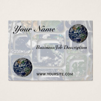 Earth Business Card