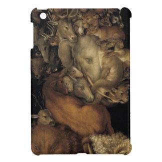 Earth by Giuseppe Arcimboldo iPad Mini Covers