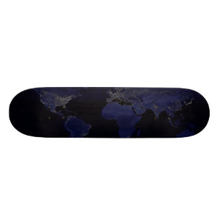 Earth By Night Skateboard