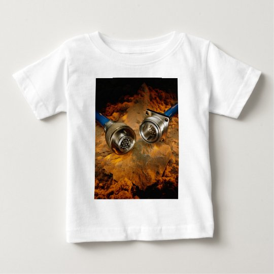 Earth cable baby T-Shirt