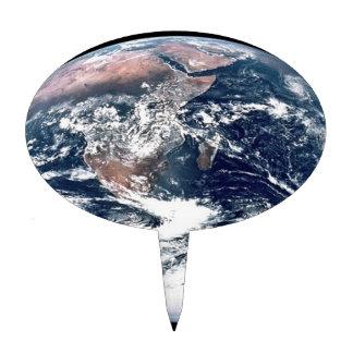 Earth Cake Topper