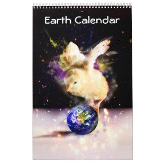 """ Earth "" Calendar"