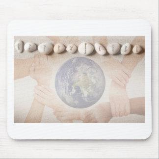 earth care mouse pad