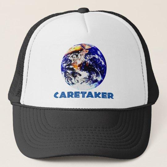 Earth Caretaker Trucker Hat