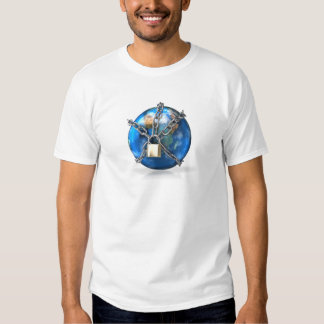Earth Chained Tee Shirt