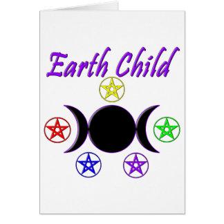 Earth Child Card