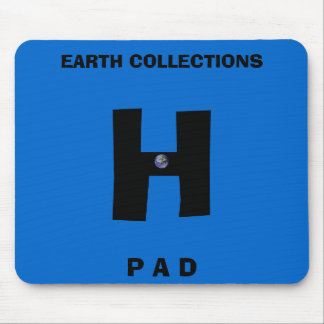 EARTH COLLECTIONS ALPHABET MOUSEPADS