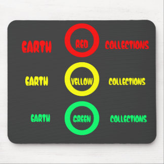 EARTH COLLECTIONS APPAREL MOUSE PAD