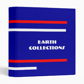 EARTH COLLECTIONS BINDERS