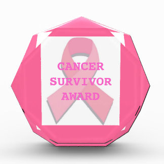 Earth Collections Cancer Awareness Award