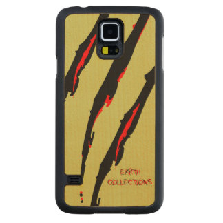 Earth Collections Cases Maple Galaxy S5 Case