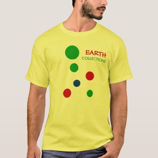 EARTH COLLECTIONS CLOTHING & APPAREL T-Shirt
