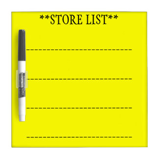 Earth Collections Eraser Boards Dry-Erase Board