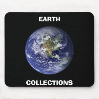 EARTH COLLECTIONS MOUSE PAD