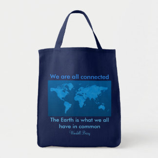Earth connection bag