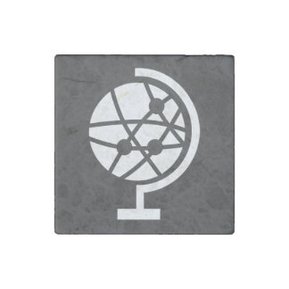 Earth Connectors Minimal Stone Magnet