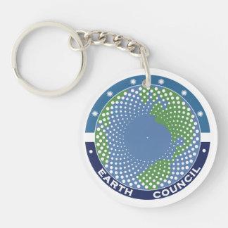 Earth Council Key Chain