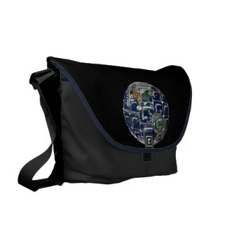 Earth Courier Bag