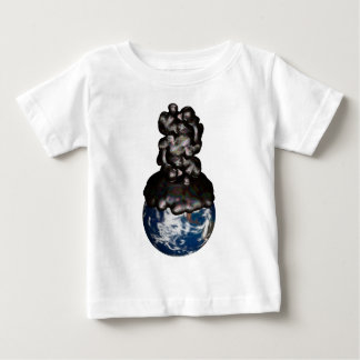 Earth cover by sticky petroleum baby T-Shirt
