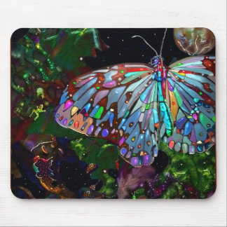 Earth Creatures Mouse Pad