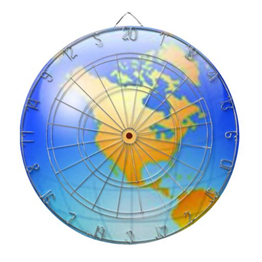 EARTH DARTBOARDS