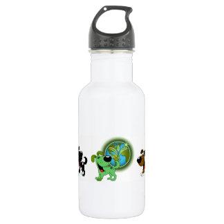 Earth Day 18oz Water Bottle