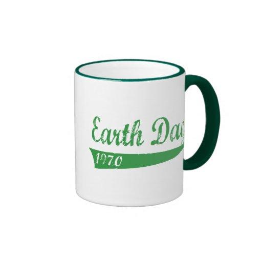 Earth Day 1970 Mugs