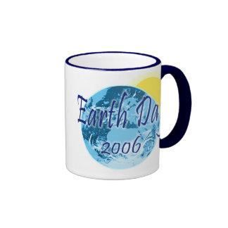 Earth Day 2006 Ringer Mug