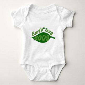 Earth Day 2009 Baby Bodysuit
