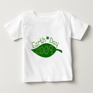 Earth Day 2009 Baby T-Shirt