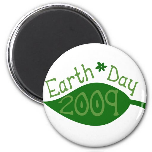 Earth Day 2009 Magnets