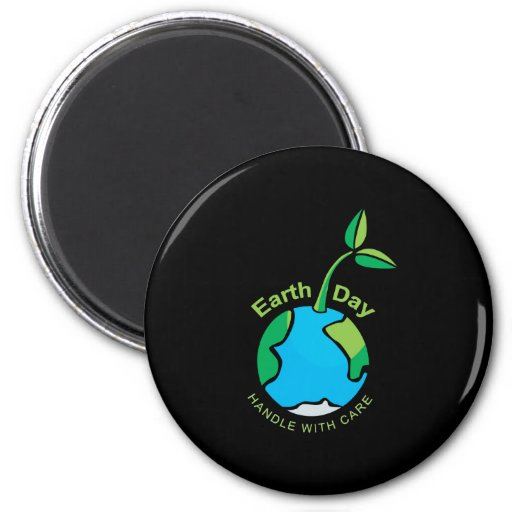 Earth Day 2009 Refrigerator Magnets