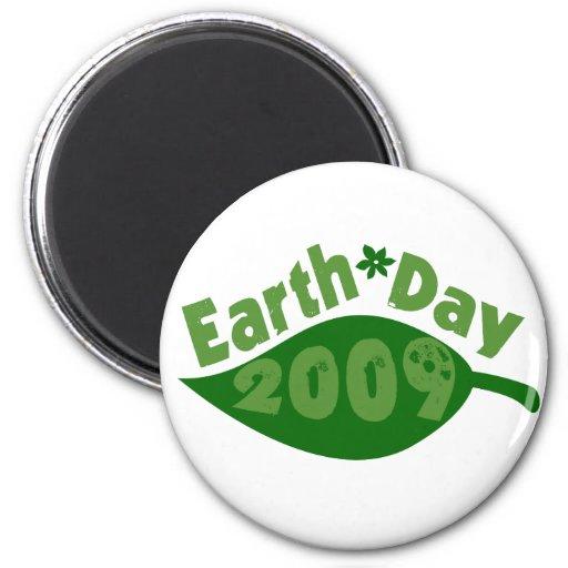 Earth Day 2009 Fridge Magnets
