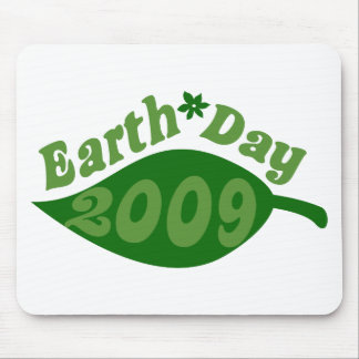 Earth Day 2009 Mouse Pad