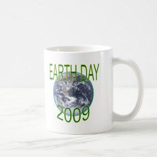 Earth Day 2009 Photo of Earth Tees and Gifts Coffee Mug