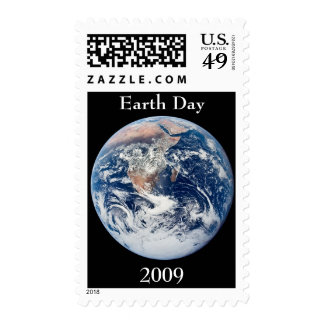 Earth Day, 2009 Postage