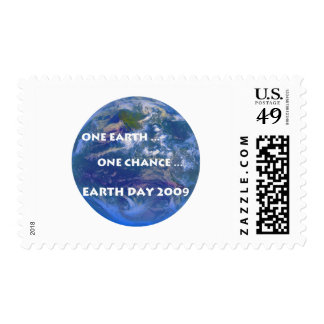 Earth Day 2009 Postage Stamps