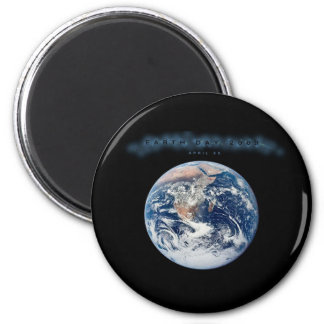 Earth Day 2009 POSTER 2 Inch Round Magnet