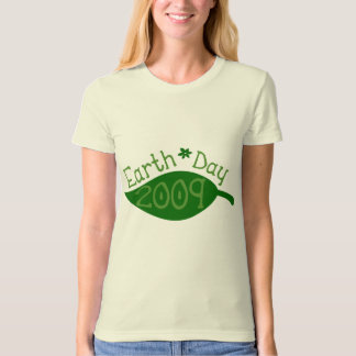 Earth Day 2009 T-Shirt