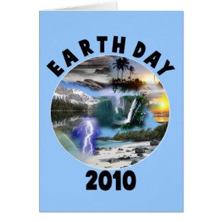 Earth Day 2010 Card