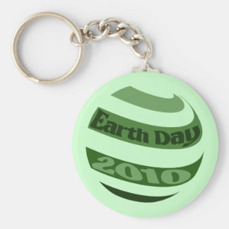 Earth Day 2010 Keychains