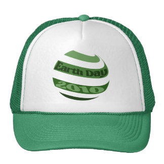 Earth Day 2010 Mesh Hat