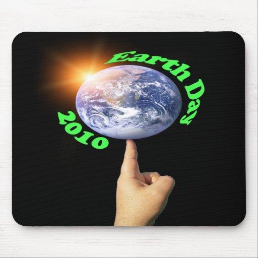 Earth Day 2010 Mousepad